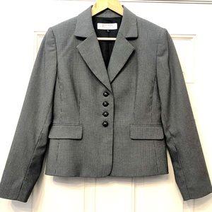 Tahari Suit Blazer Size 6p